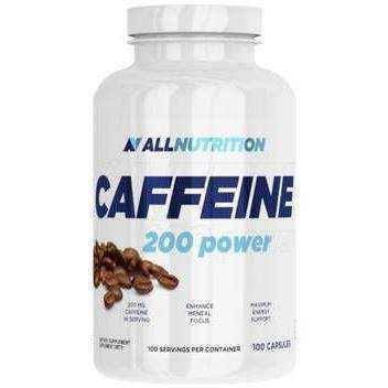 ALLNUTRITION power Caffeine 200 x 100 capsules