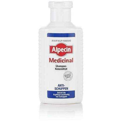 ALPECIN Medicinal Anti-Schuppen Shampoo 200ml UK