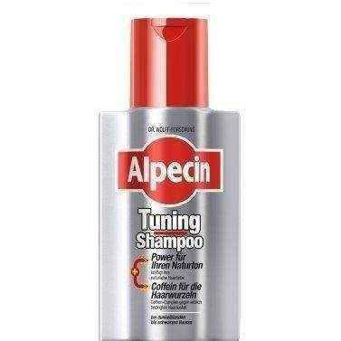 ALPECIN Tuning Shampoo 200ml UK