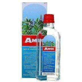 AMOL migraine treatment liquid 100ml, muscle pain relief, headache remedies, migraine medications.
