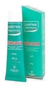 ANALGOLAN ointment 30g