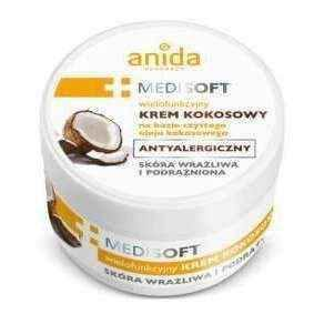 ANIDA Medi soft Anti-allergic coconut cream 125ml.