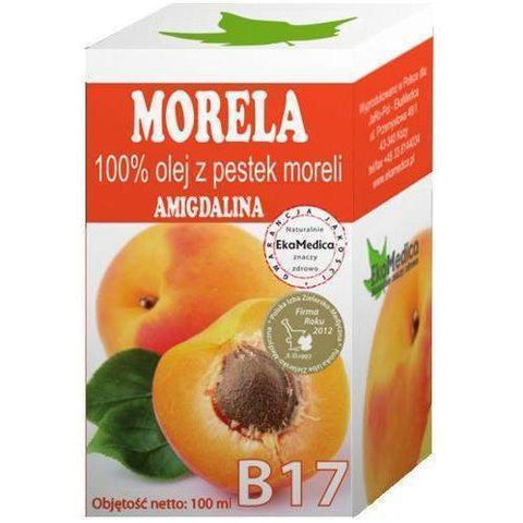 APRICOT 100% oil, apricot kernel Amygdalin B17 vitamin 100ml