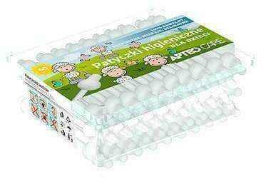 APTEO CARE Hygienic sticks for children x 55 pieces UK