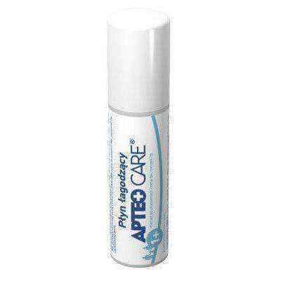 APTEO CARE Softening fluid 10ml, irritated skin, redness of the skin, insect bites