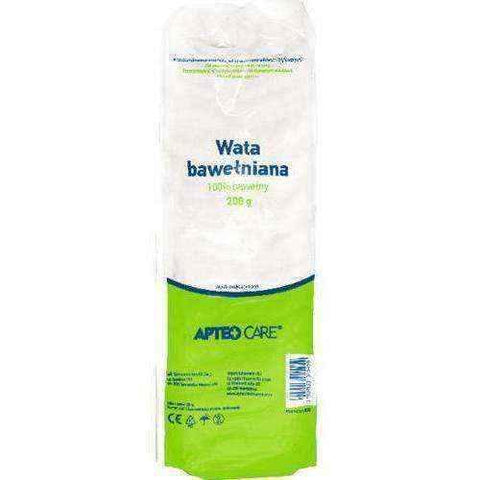 APTEO Wata 100% cotton 200g, Cotton wool, cotton wrap UK