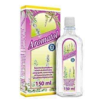 AROMATOL liquid 150ml, rheumatic pain, neuralgia, migraine, headache UK