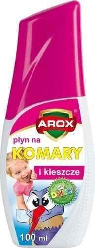 AROX Liquid against mosquitoes and ticks for children 100ml