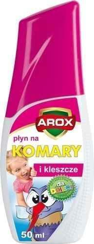 AROX Liquid against mosquitoes and ticks for children 50ml
