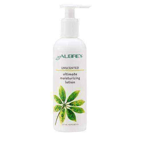 AUBREY Odorless moisturizing lotion for the body and hands 237ml