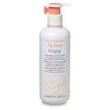 AVENE Trixera Selectiose cleansing gel - Softening 400 ml, avene cleanance gel