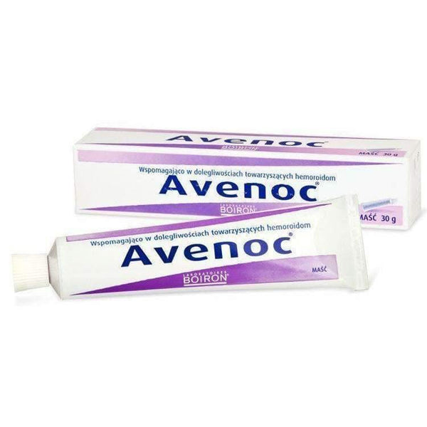 AVENOC ointment 30g hemorrhoids treatment UK