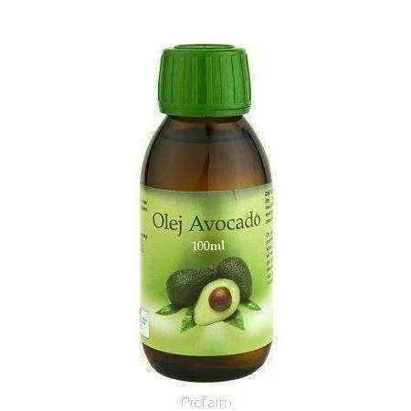 AVOCADO OIL 100ml, avocado oil for hair, avocado oil for skin