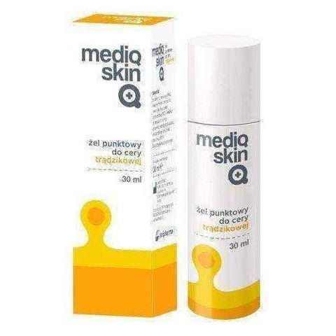 Acne gel | Mediqskin Spot gel for acne skin 30ml - ELIVERA UK, England, Britain, Review, Buy