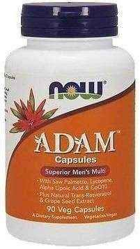 Adam x 120 veggie capsules UK