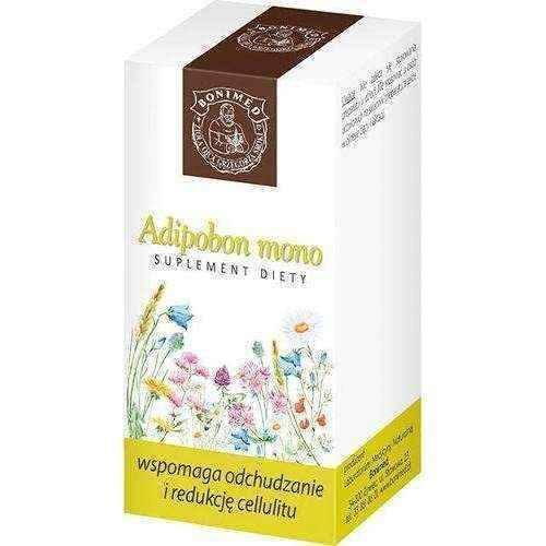 Adipobon Mono x 60 capsules, how to lose weight quickly - ELIVERA UK, Reviews, Buy Online