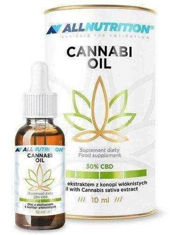 Cannabi Oil Allnutrition 30% 10ml