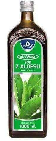 AloeVital Aloe juice, pasteurized 1000ml