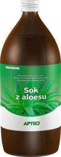 Aloe juice APTEO 1000ml.