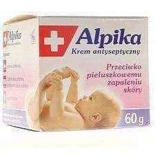 Alpika cream 60g baby dermatitis