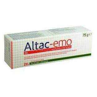 Altace emo-Gel 75g, swelling ankles, treatment for bruises, knee injury swelling