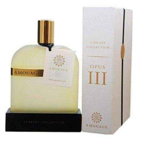 Amouage The Library Collection Opus III Eau de Parfum 100ml Spray