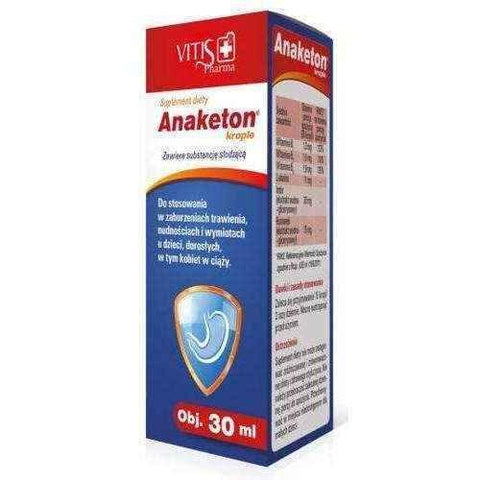 Anaketon 30ml, anti nausea medication, medicine for vomiting