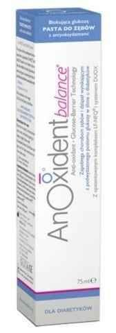 Anoxident Balance Toothpaste 75ml UK