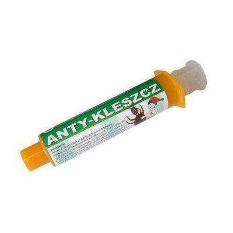 Anti-tick tool for REMOVING TICKS and insect venom x 1 piece