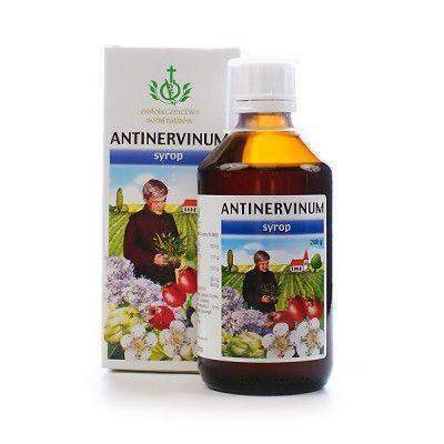Antinervinum syrup 200g, problems sleeping, insomnia