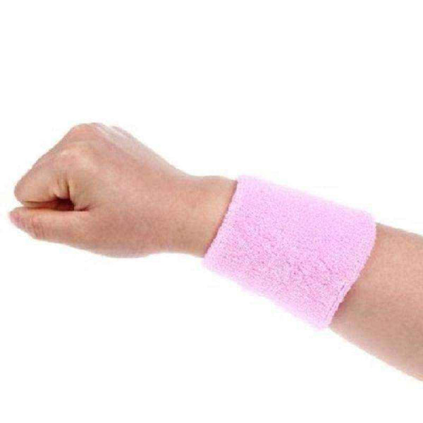 Sport wrist support Aolikes Soft Pink