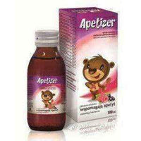 Apetizer syrup flavored with raspberry and blackcurrant 100ml UK