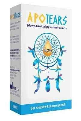 ApoTears 0.2% eye drops 10ml