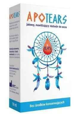 ApoTears 0.4% eye drops 10ml