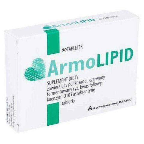 ArmoLipid x 60 tablets