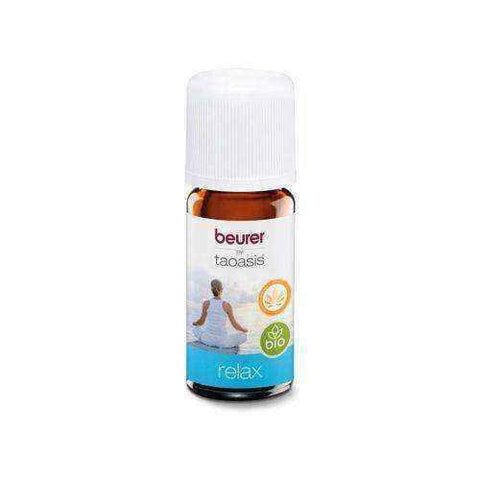Aromatic Essential Oil Relax BEURER 10ml, essential oils for anxiety, essential oils for sleep