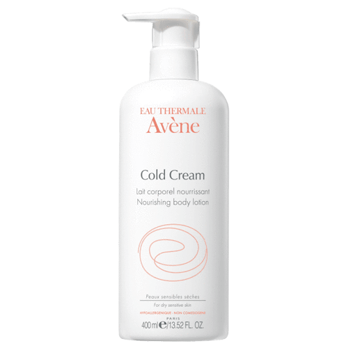 Avene Cold Cream Nourishing Body Lotion 400ml