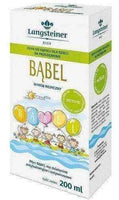 Baby bath BABEL Cold bath for children 200ml