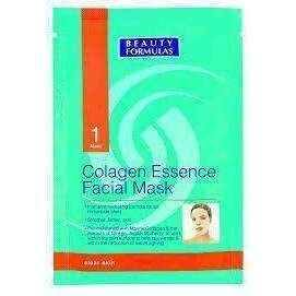 BEAUTY formulas collagen mask on the face x 1 piece