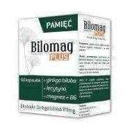 BILOMAG Plus x 60 capsules, improving concentration
