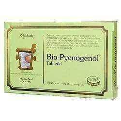 BIO-PYCNOGENOL x 30 tablets, pine bark extract