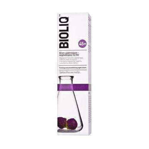 BIOLIQ 45+ cream firming - smoothing the night 50ml