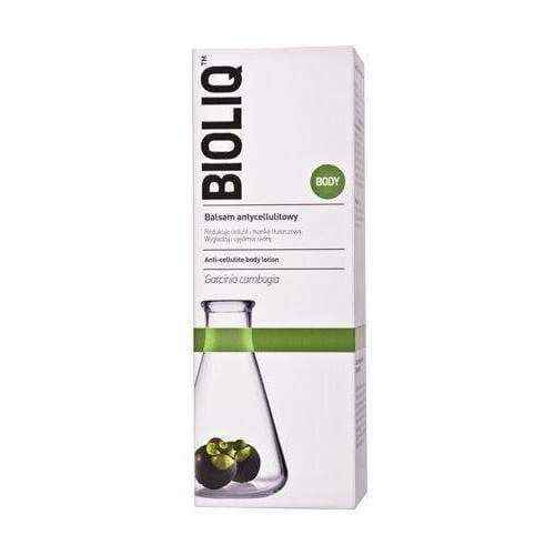 BIOLIQ BODY Cellulite Lotion 180ml, best lotion for cellulite UK