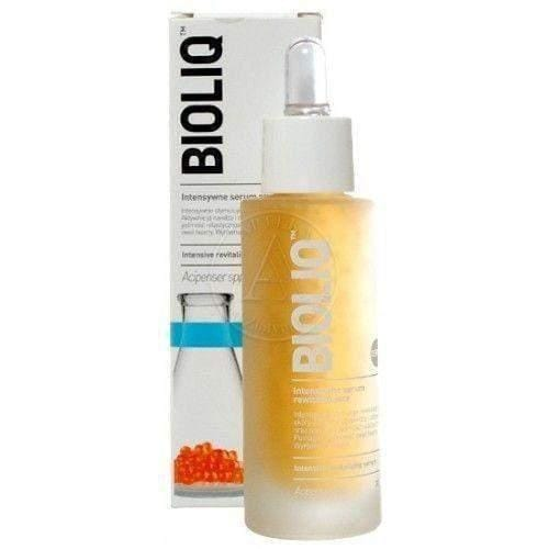 BIOLIQ Serum Dermo intense revitalizing 30ml Regenerates and nourishes and shapes the face oval