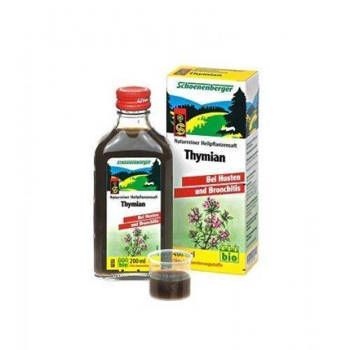 BIO THYME JUICE 200ML UK
