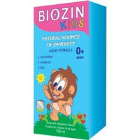 BIOZIN KIDS immunity syrup with colostrum 100ml., BIOZIN KIDS.