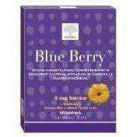 BLUE BERRY x 120 tablets, blueberry, blueberries nutrition.