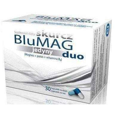 BLUMAG SHRINKAGE ONLY DUO x 30 + 30 capsules (60kaps.)