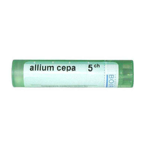 BOIRON ALLIUM CEPA 5CH 4G, rhinallergy, rhinopharyngitis, seasonal allergies