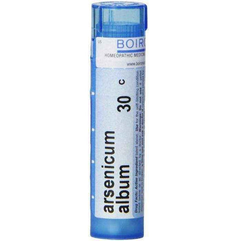 BOIRON Arsenicum Album 30 CH 4g, digestive disorders, obsessive compulsive disorder
